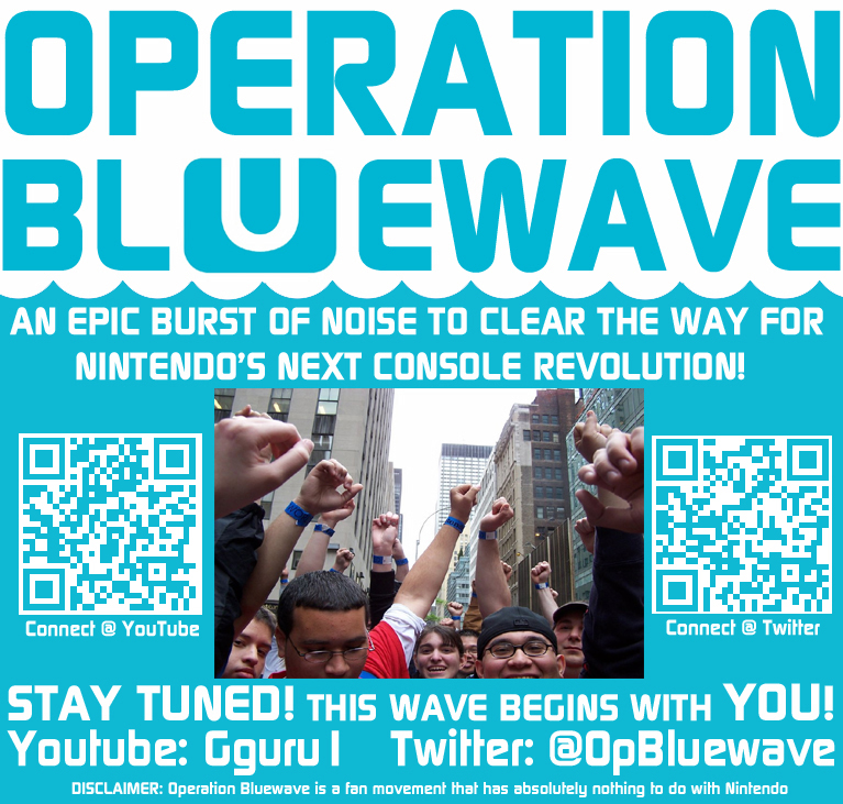 Operation Bluewave promo image